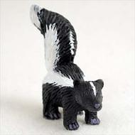 Skunk Bonsai Tree Figurine