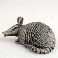 Armadillo Bonsai Tree Figurine