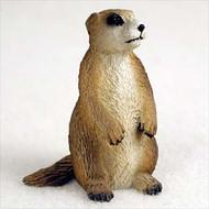 Prairie Dog Bonsai Tree Figurine