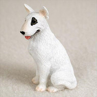 Bull Terrier Bonsai Tree Figurine