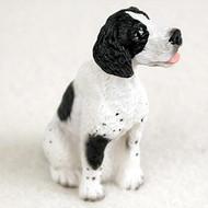 Pointer Black & White Bonsai Tree Figurine