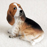 Basset Hound Bonsai Tree Figurine