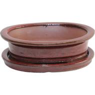 """6"""" Pot & Tray (612-S)"""