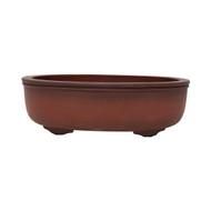 "12"" Oval Yixing Pot (YX801)"