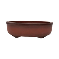 "12"" Oval Yixing Pot (YX801)"