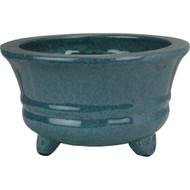 "5 3/8"" Glazed Yixing Pot (YX253-2)"