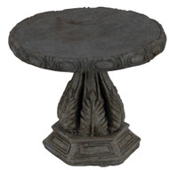 Fairy Garden Figurine - Pedestal Table (FGF-002)