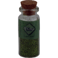 Fairy Garden Figurine - Bottle of Green Fairy Dust (FGF-010)