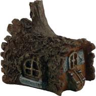 Fairy Garden Figurine - Tree Stump House (FGF-056)