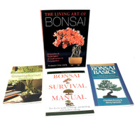 4 Best Selling Bonsai Books