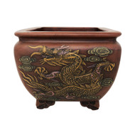 "8""  Yixing Dragon Pot (YX807)"