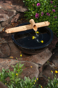 "Bamboo Fountain Kit - 18"" Three-Arm"