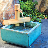 "Bamboo Fountain Kit - 7"" Adjustable"