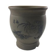 "4 1/2"" Quality Yixing Pot (YX553)"