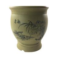 "4 1/2"" Quality Yixing Pot (YX554)"