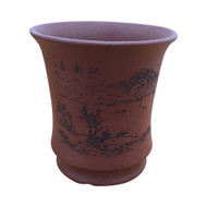 "3"" Round Yixing Pot (YX555)"