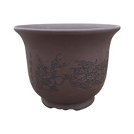 "3"" Round Yixing Pot (YX562)"