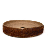 """8"""" Andy Arnault Round Shallow & Rustic Pot (AA345)"""