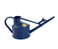 Bonsai Tree Watering Can - Haws | Handy Plastic 1-Pint (Dark Blue)