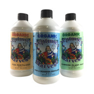 Organic Fish and Seaweed Bonsai Fertilizers. Available In Multiple Sizes.