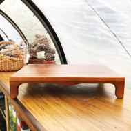 """Large 21"""" Table Handmade in Connecticut"""