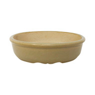 "Small 5"" Cream Glazed Yixing Pot (YX847)"