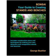 Bonsai: Your Guide to Creating Stands and Benches (BK80) bonsaioutlet