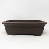 "8"" Unglazed Tokoname Pot (TK-188) - FREE SHIPPING"