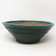 "10"" Glazed Tokoname Pot (TK-189) - FREE SHIPPING"