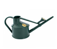 Bonsai Tree Watering Can - Haws | Handy Plastic 1-Pint (Green)