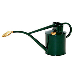 Bonsai Tree Watering Can from Haws | Green 2 Pint Bonsaioutlet