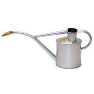 Bonsai Tree Watering Can from Haws | Silver 2 Pint BonsaiOutlet