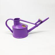 Bonsai Tree Watering Can - Haws | Handy Plastic 1-Pint (Purple)