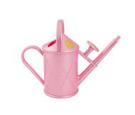 Bonsai Tree Watering Can - Haws | Heritage Plastic 2-Pints (Pink)