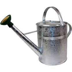 Bonsai Tree Watering Can - Haws | Traditional Metal 2.3 Gallons (Galvanized) Bonsaioutlet