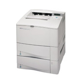 HP LaserJet 4100DTN Duplex Network Printer (25 ppm) - C8052A