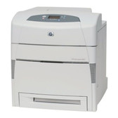 HP Color LaserJet 5500DN Network Printer (21 ppm in color) - C9657A