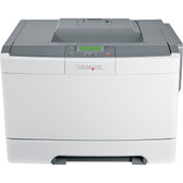 Lexmark C544DN Duplex Color Laser Printer (25 ppm in color) -  26C0000