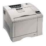Lexmark SC1275N Color Laser Printer (3 ppm in color) -  11C0201