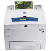 Xerox Phaser 8560N Color Laser Printer - 8560/SN