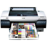 Epson Stylus Pro 4800 Large Format Printer Portrait Edition - C593001EXP