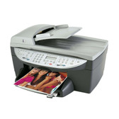 HP OfficeJet 6110 All-in-one Printer (14 ppm in color) - Q1638A