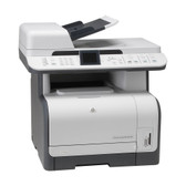 HP Color LaserJet CM1312NFI Multifunction Printer (8 ppm in color) - CC431A