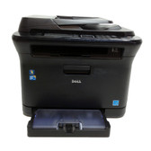 Dell 1235CN Multifunction Printer (17 ppm) - 224-4892