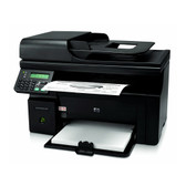 HP LaserJet Pro M1212NF Multifunction Printer (19 ppm) - CE841A
