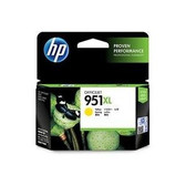 HP (Hewlett Packard) 8100 | 8600 Yellow Ink Cartridge, 1,500 yield - CN048AN#140