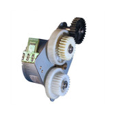 Dell 1815DN Fuser Drive Motor & Gear Assembly - 007N01645
