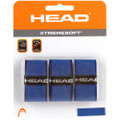 Head XtremeSoft O-Grip - Blue 3 Pk