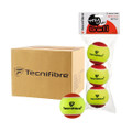Tecnifibre Red Stage 3 - 36 Tennis Ball Box