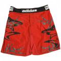 Adidas Shark Shorts - Red